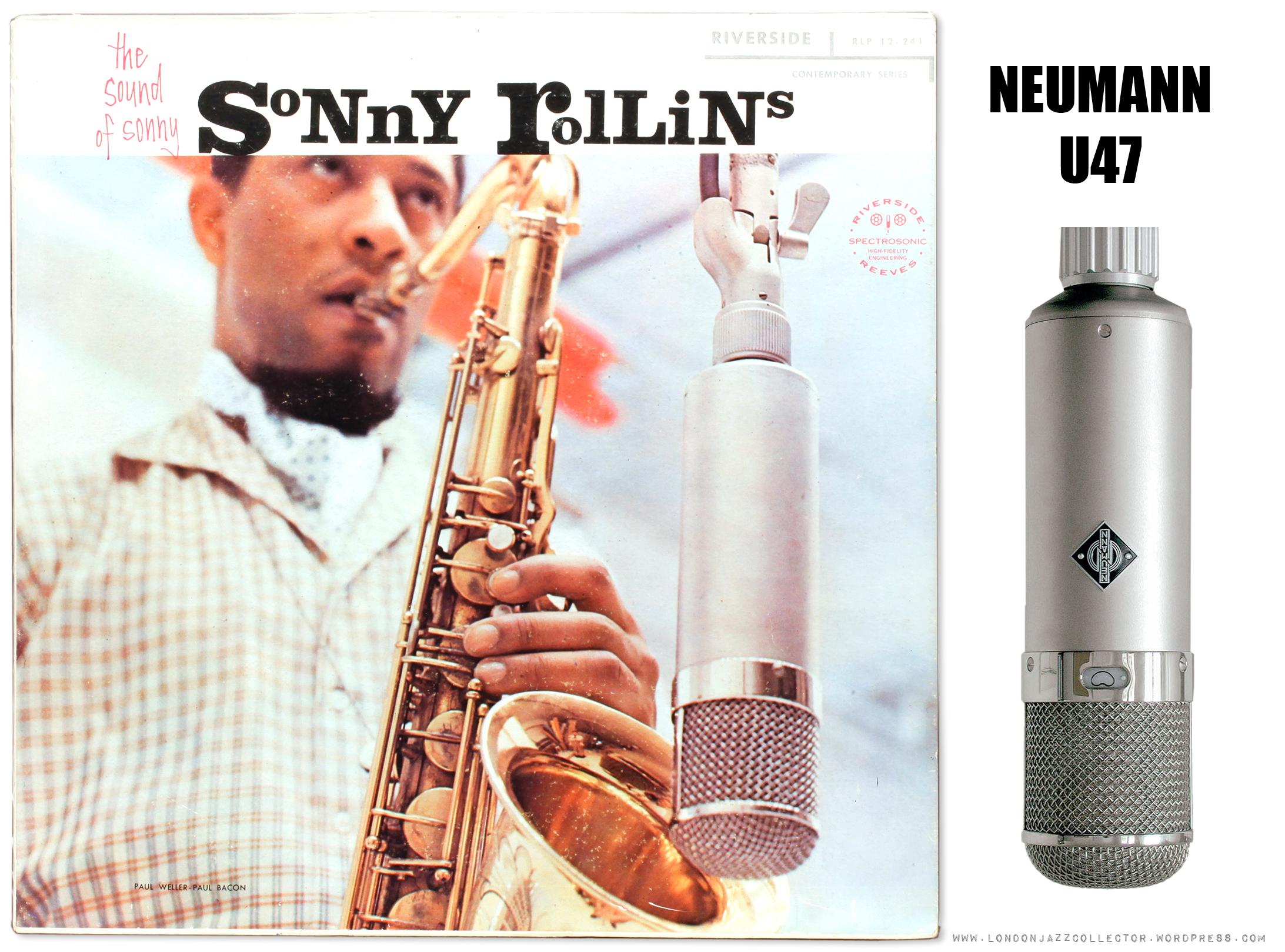 Sonny Rollins The Sound Of Sonny 1957 Uk Riverside