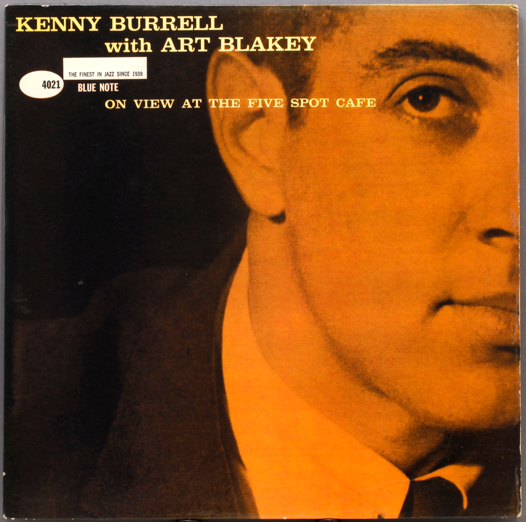 Kenny Burrell At The Five Spot 1959 Blue Note