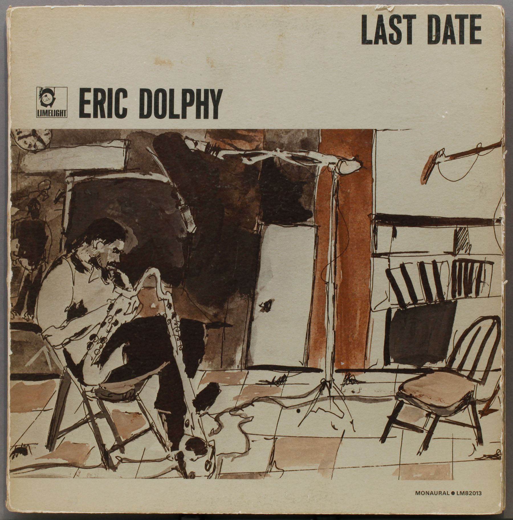 Eric Dolphy Last Date 1964 Limelight Londonjazzcollector