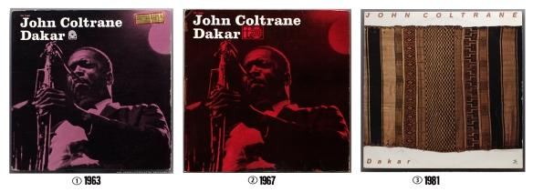 coltrane-dakar-Three-covers