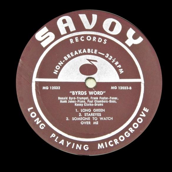 Savoy Blood Label 2