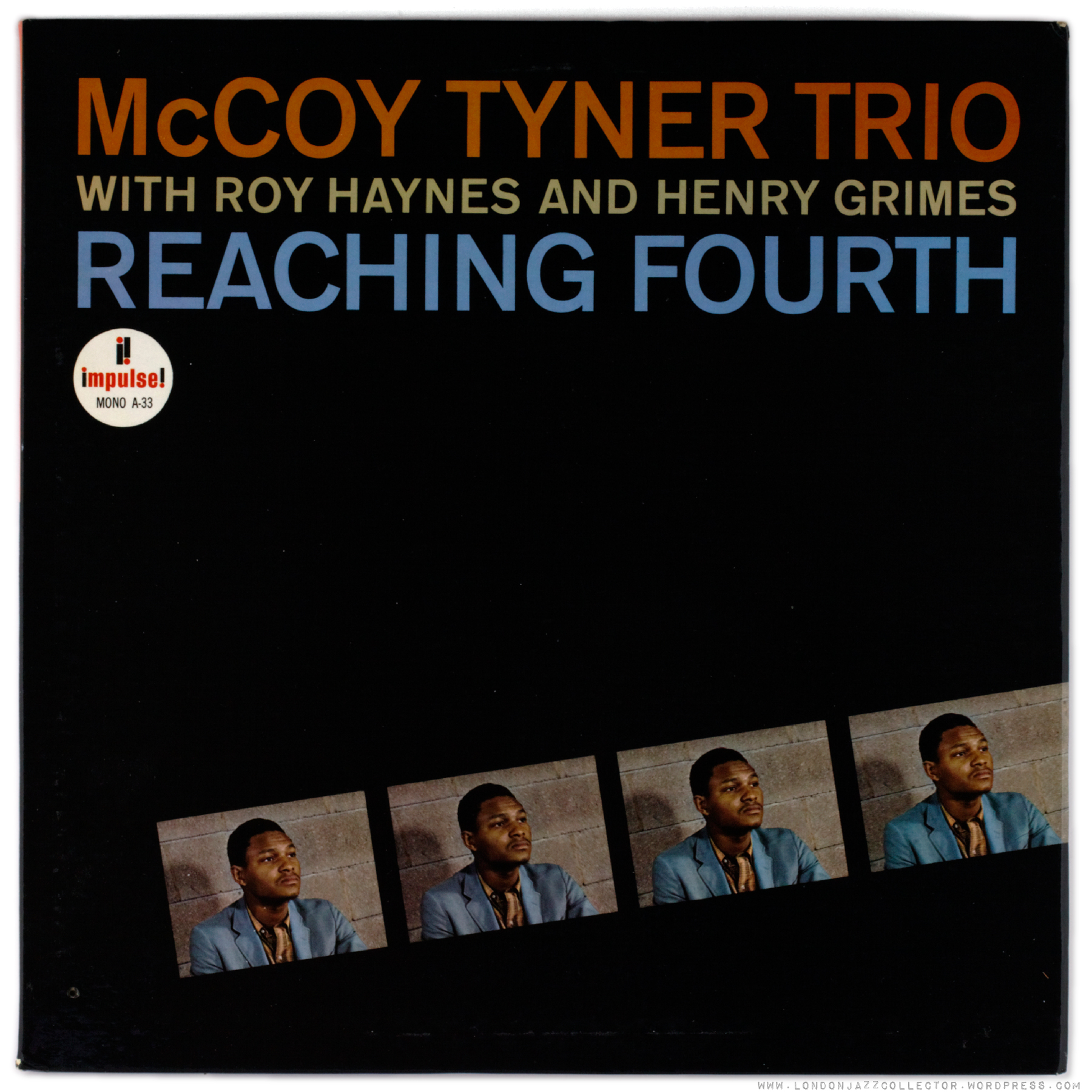 Mccoy Tyner Reaching Fourth 1962 Impulse