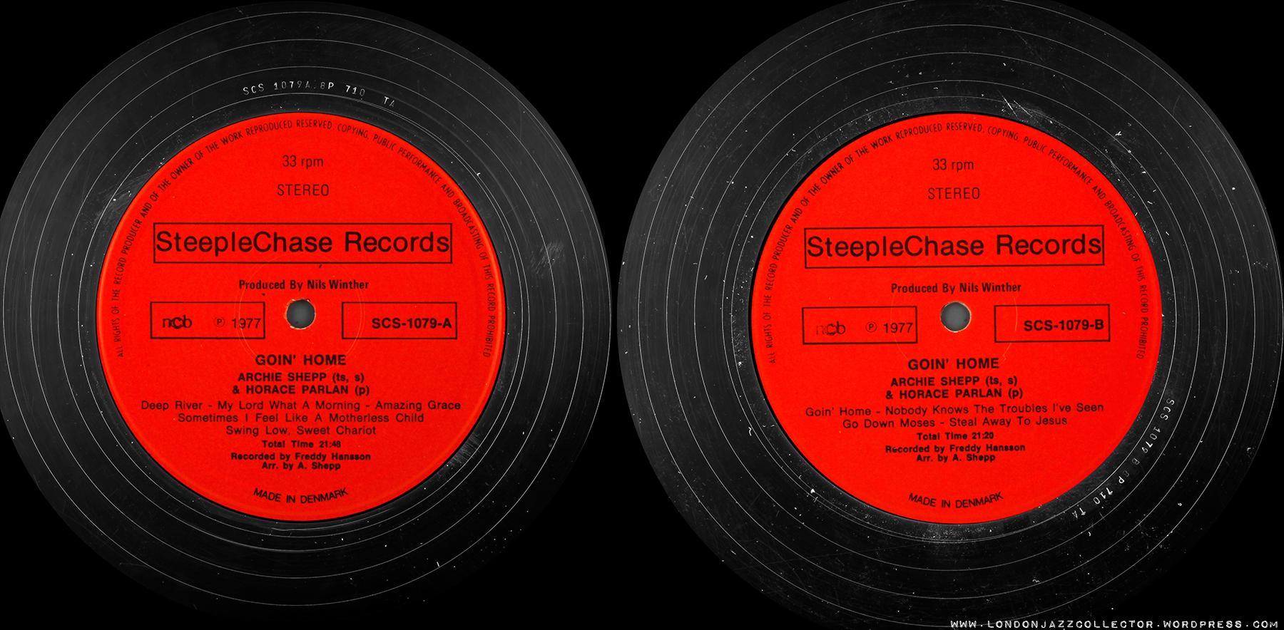 Archie Shepp - Jazz A Confronto 27