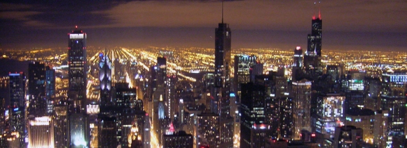 Chicago-Nightscape