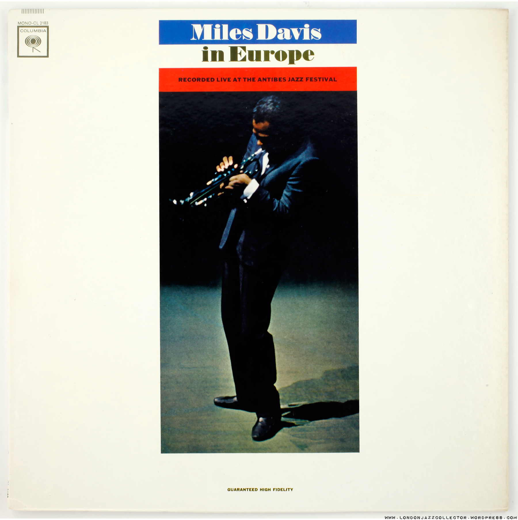 Miles Davis Quintet, The* Miles Davis Quintet - Live At Philharmonic Hall, New York City