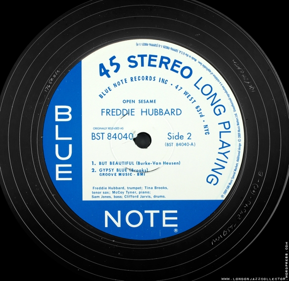 Hubbard-Open-Sesame--label-forensic--MM-1800-LJC