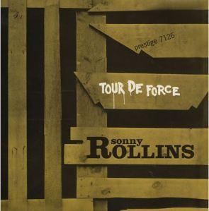 Tour de Force Prestige cover