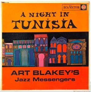 Art-Blakey-A-Night-in-Tunisia-cover-RCA-Victor-Stereo--1800-LJC