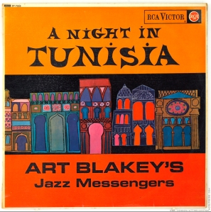 Art-Blakey-A-Night-in-Tunisia-cover-RCA-Victor-Stereo--1800-LJC