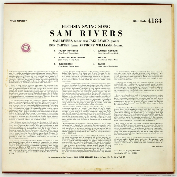 Sam-Rivers-Fuschia-Swing-Song-back-cover-1800-LJC