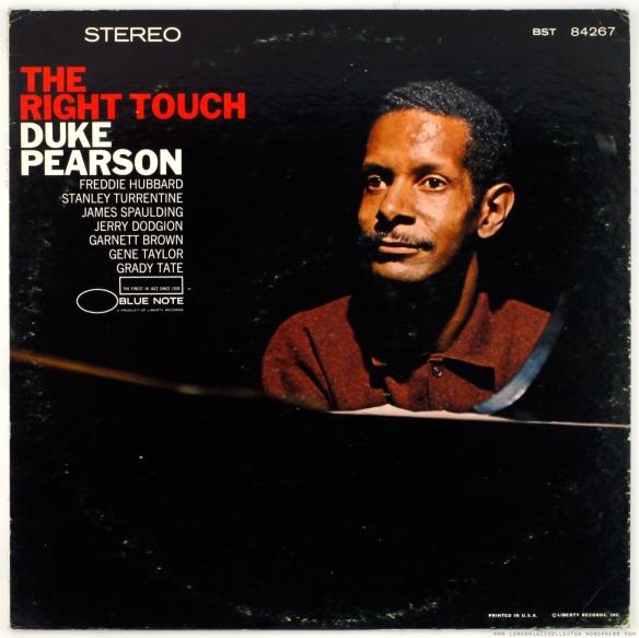 Duke-Pearson-The-Right-Touch-cover-1800-LJC