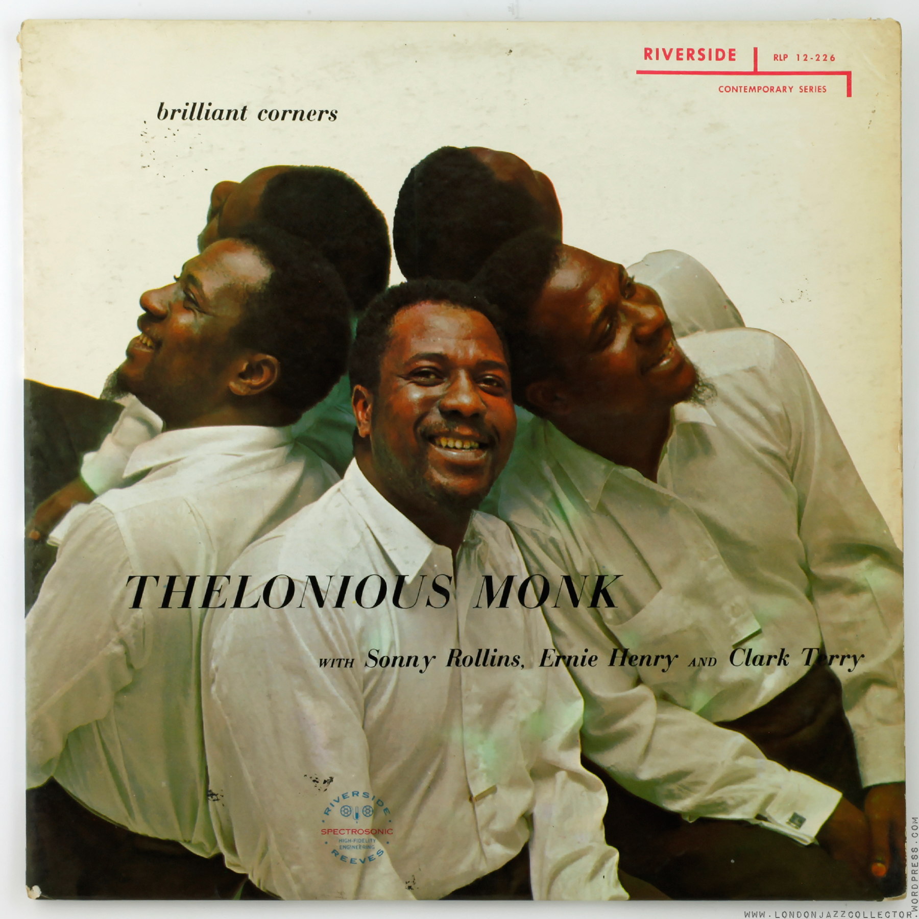 Thelonious Monk Brilliant Corners 1956 New Malden V New