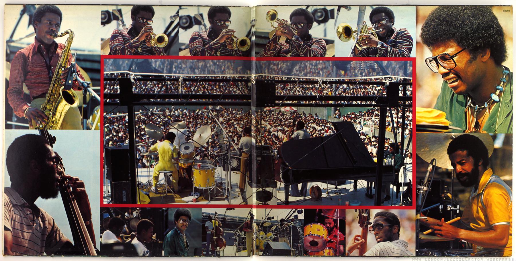 Herbie Hancock Trio 1977 Cbs Sony Japan