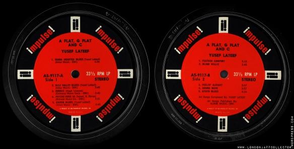 A-flat-G-flat-and-C-Yusef-Lateef-labels-1800-LJC
