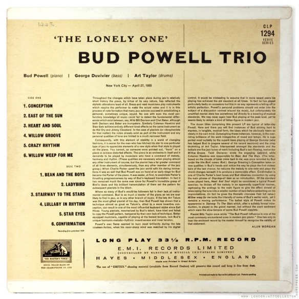 BudPowell-The-Lonely-One-rearcover-1800-LJC