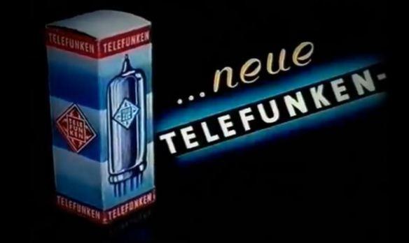 Telefunken ad tv5 neue TFK