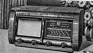 50s radioset