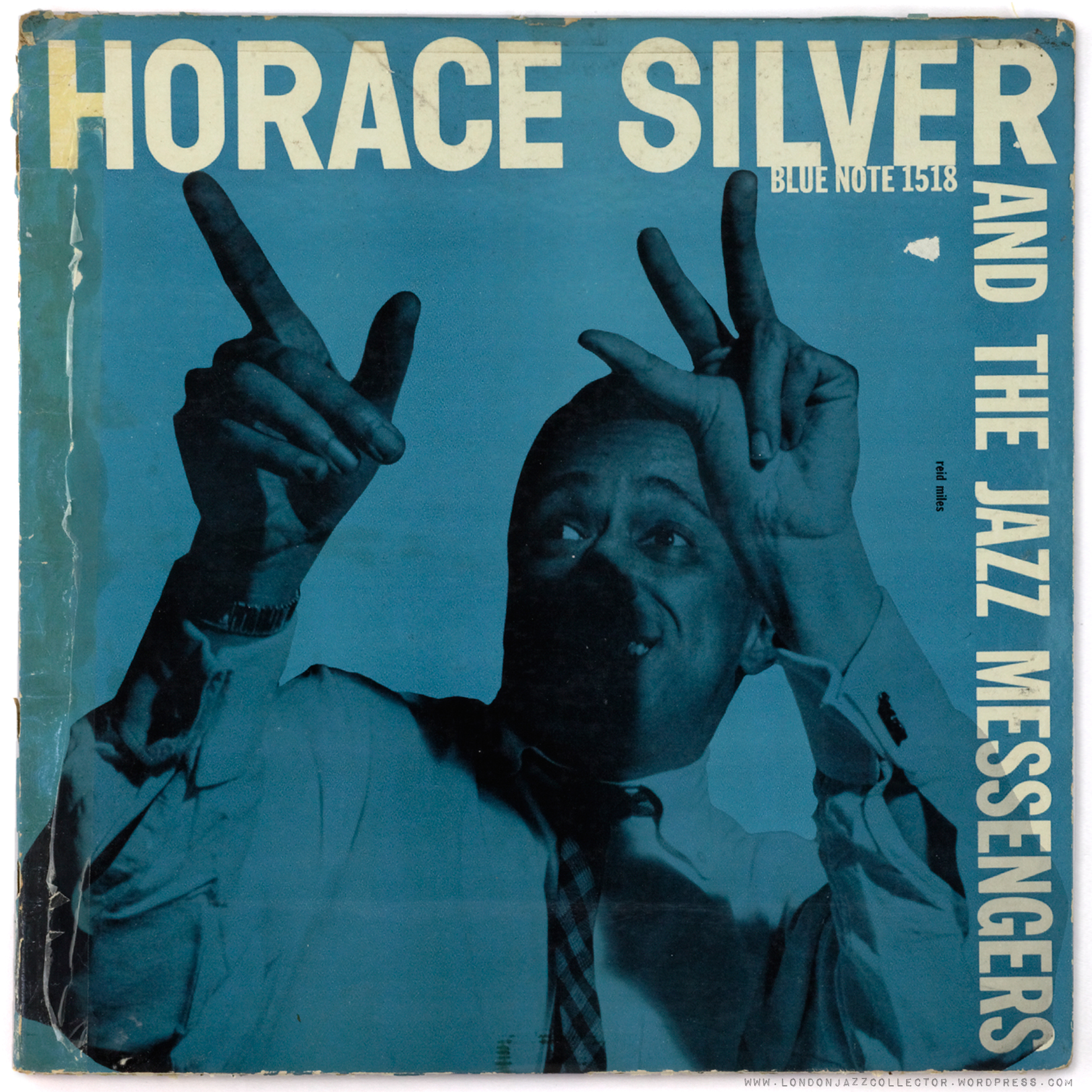 Horace Silver And The Jazz Messengers 1954 5 Blue Note
