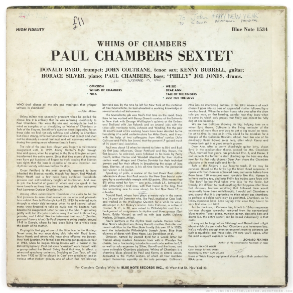 Paul-Chambers-Whim-of-Chambers-BN1534-back-cover-1800-LJC