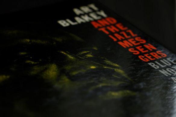 BN 4003 Moanin Blakey Laminated cover