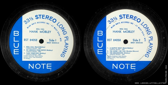 Hank-Mobley-Roll-Call-labels-18000-LJC