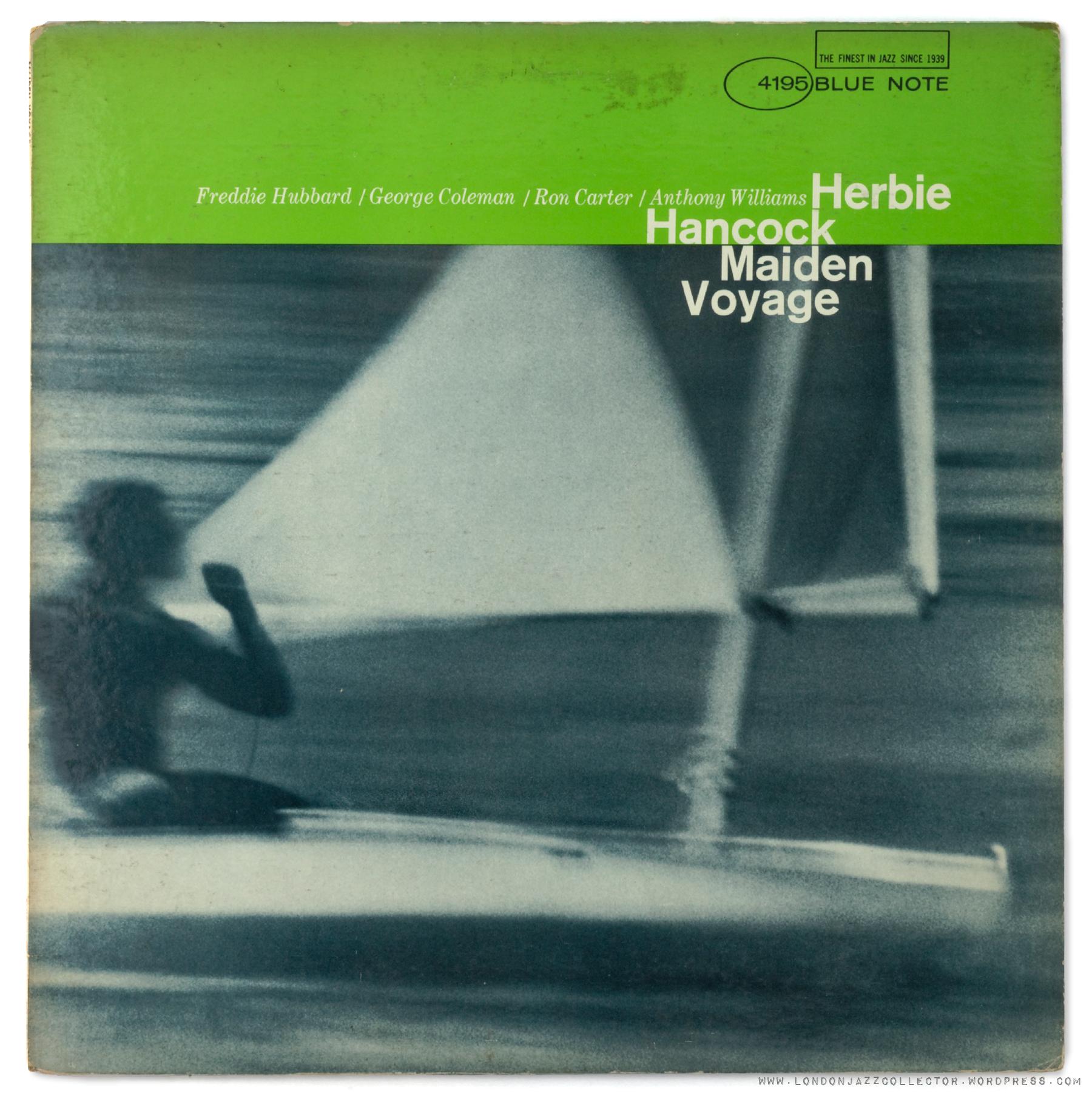 Herbie Hancock Maiden Voyage 1965 Blue Note