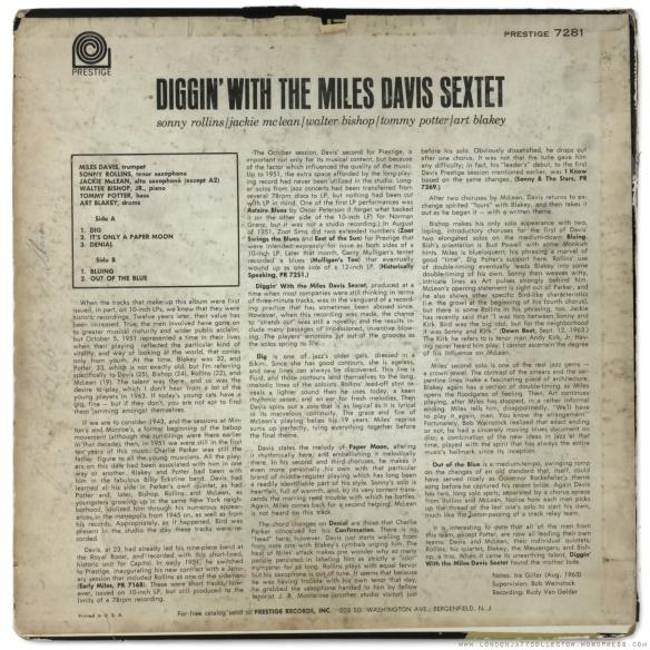 Miles-Davis-Diggin'-PR7281-back-cover-1800-LJC