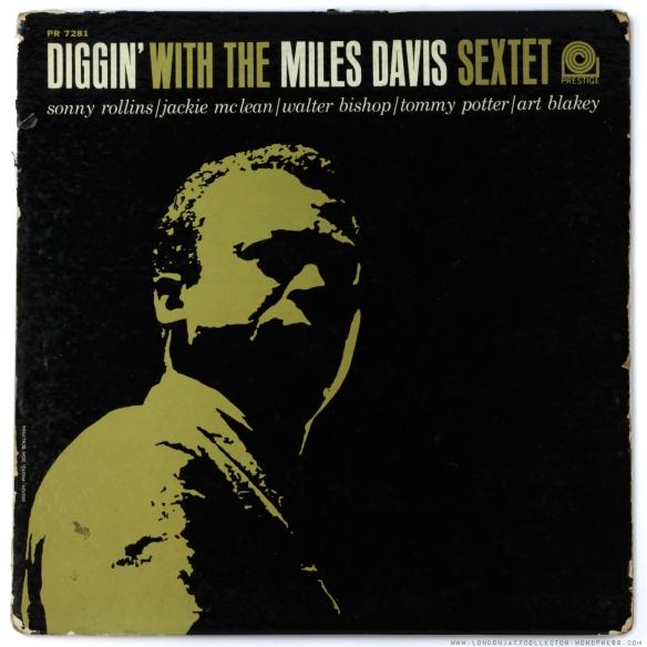 Miles-Davis-Diggin'-PR7281-cover-1800-LJC