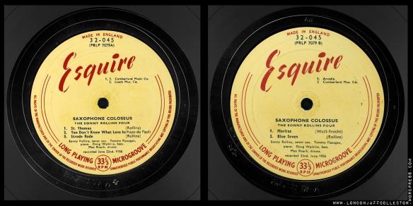 32-045-Sonny-Rollins-Saxophone-Colossus-Esquire-labels-1800-LJC3