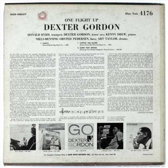 BLP-4176-Dexter-Gordon-One-Flight-up-back-1800