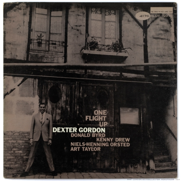 BLP 4176 Dexter Gordon One Flight up cover 1800