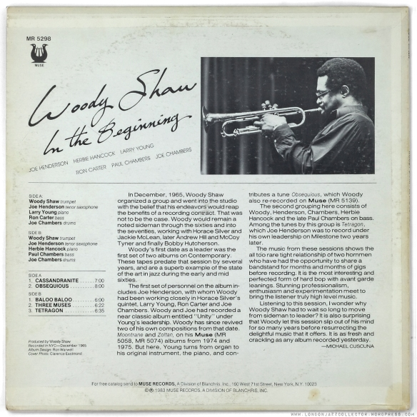 Woody-Shaw-In-the-Begining-back-1800-LJC