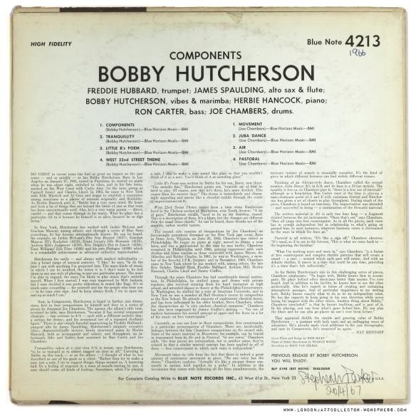 Bobby-Huthcherson-Components--backcover-1800-LJC