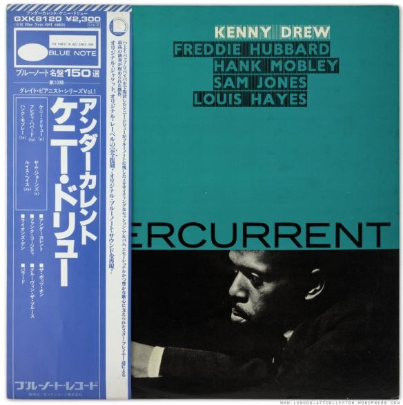 Kenny-Drew-Undercurrent-frontcover-KING-JP-1800-LJC