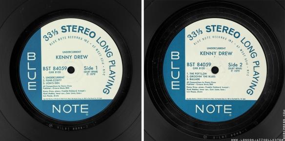Kenny-Drew-Undercurrent-labels-KING-JP-1800-LJC