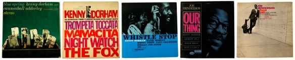 Don-Sickler-Kenny-Dorham-Music-of--five-source-album-collage LJC