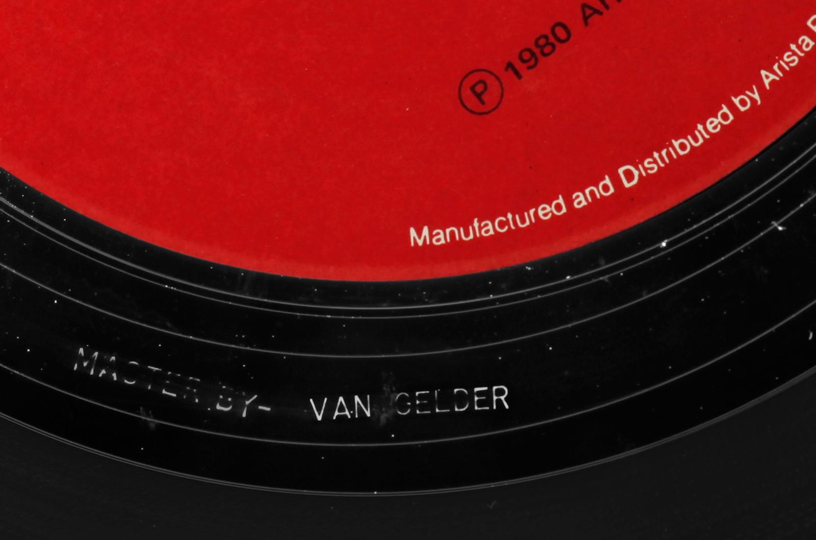What Rudy Did Next Master By Van Gelder 80s
