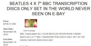 BBC beatles tds