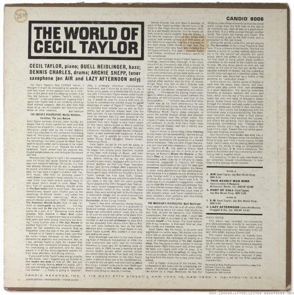 Cecil-Taylor-World-Of-Candid-OG-rearcover-1800-LJC