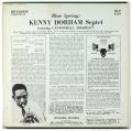 Kenny-Dorham-Blue-Spring-backcover-1800-LJC