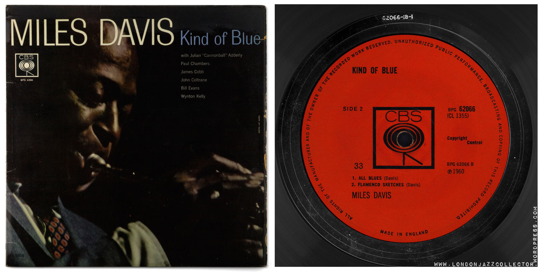 Fifty Shades Of Blue Updated Londonjazzcollector