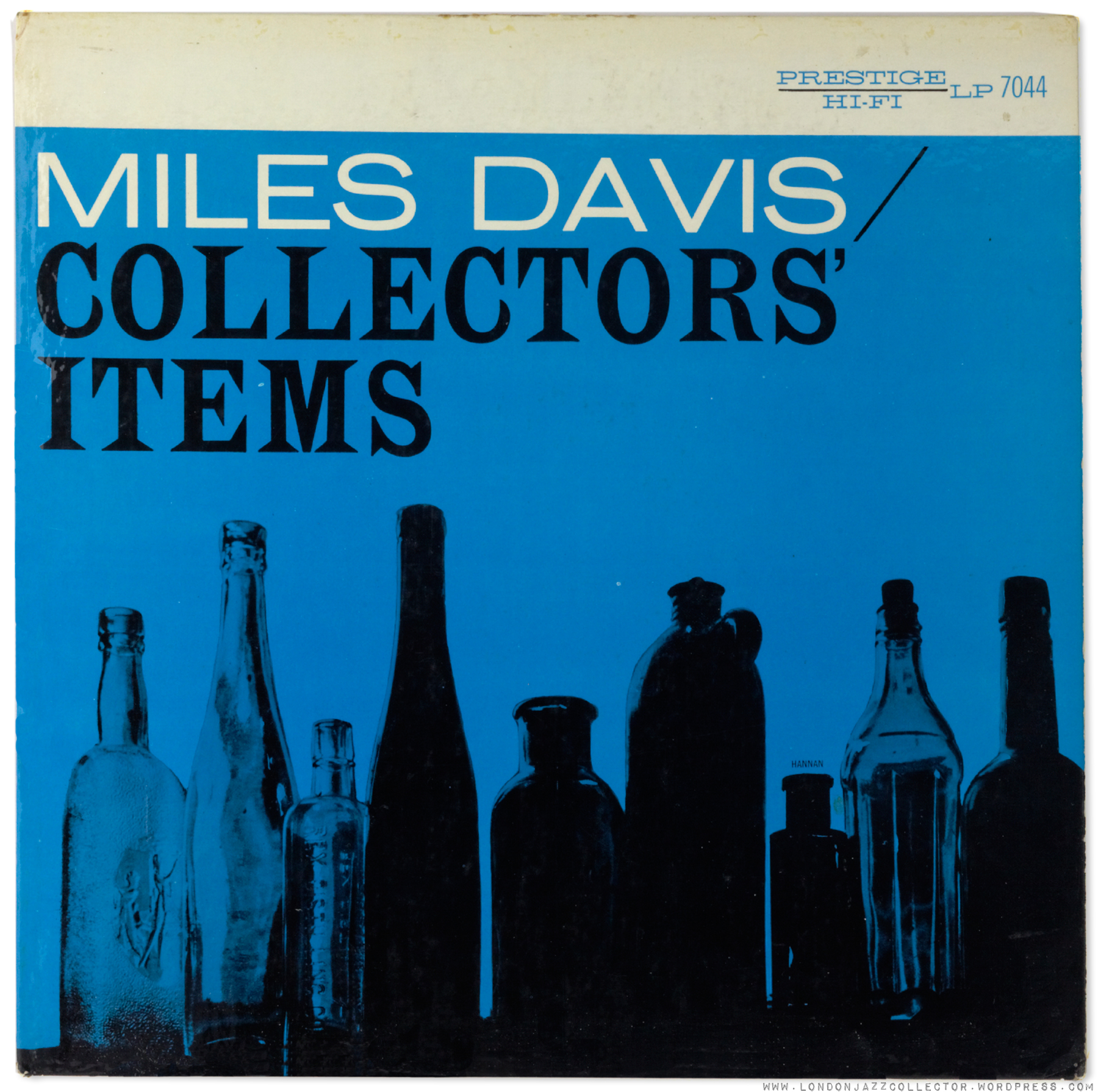Miles Davis Collectors Items Prestige 1953 6