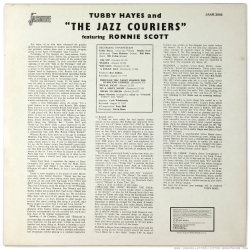 Tubby-Hayes-Jazz-Courriers-with-Ronnie-Scot-Jasmine--backcover-1800-LJC