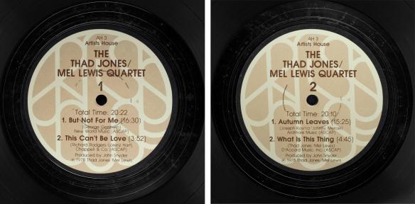Thad-Jones-Mel-Lewis-Quartet-Artists-House-labels-1800-LJC