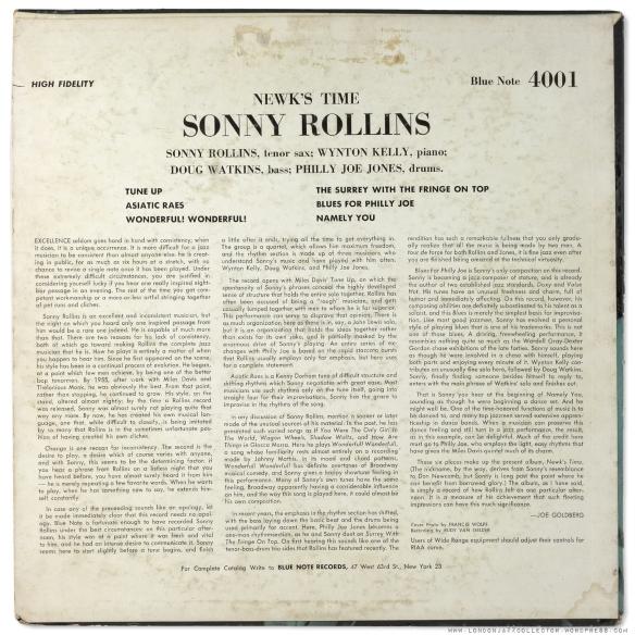 Sonny-Rollins-Newks-Time---mono-OG---bk-1800-LJC