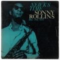 Sonny-Rollins-Newks-Time---mono-OG---cv-1800-LJC