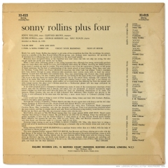 Sonny-Rollins-Plus-Four-Esquire-bk-1800-LJC