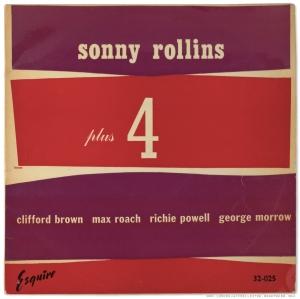 Sonny-Rollins-Plus-Four-Esquire-cv-1800-LJC