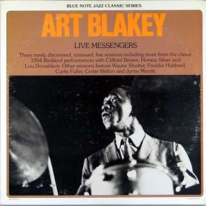 Art Blakey Live Messengers