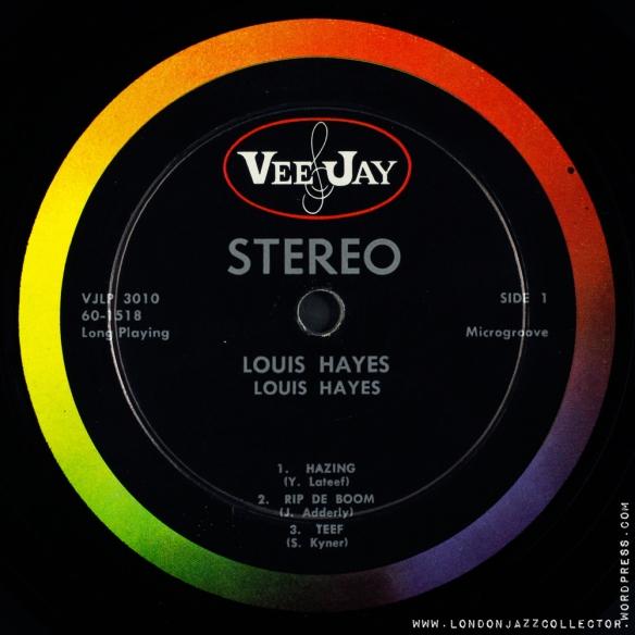 Vee-Jay-Stereo-Label-1000-LJC